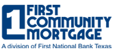 first-community-mortage-first-national-bank-texas-logo