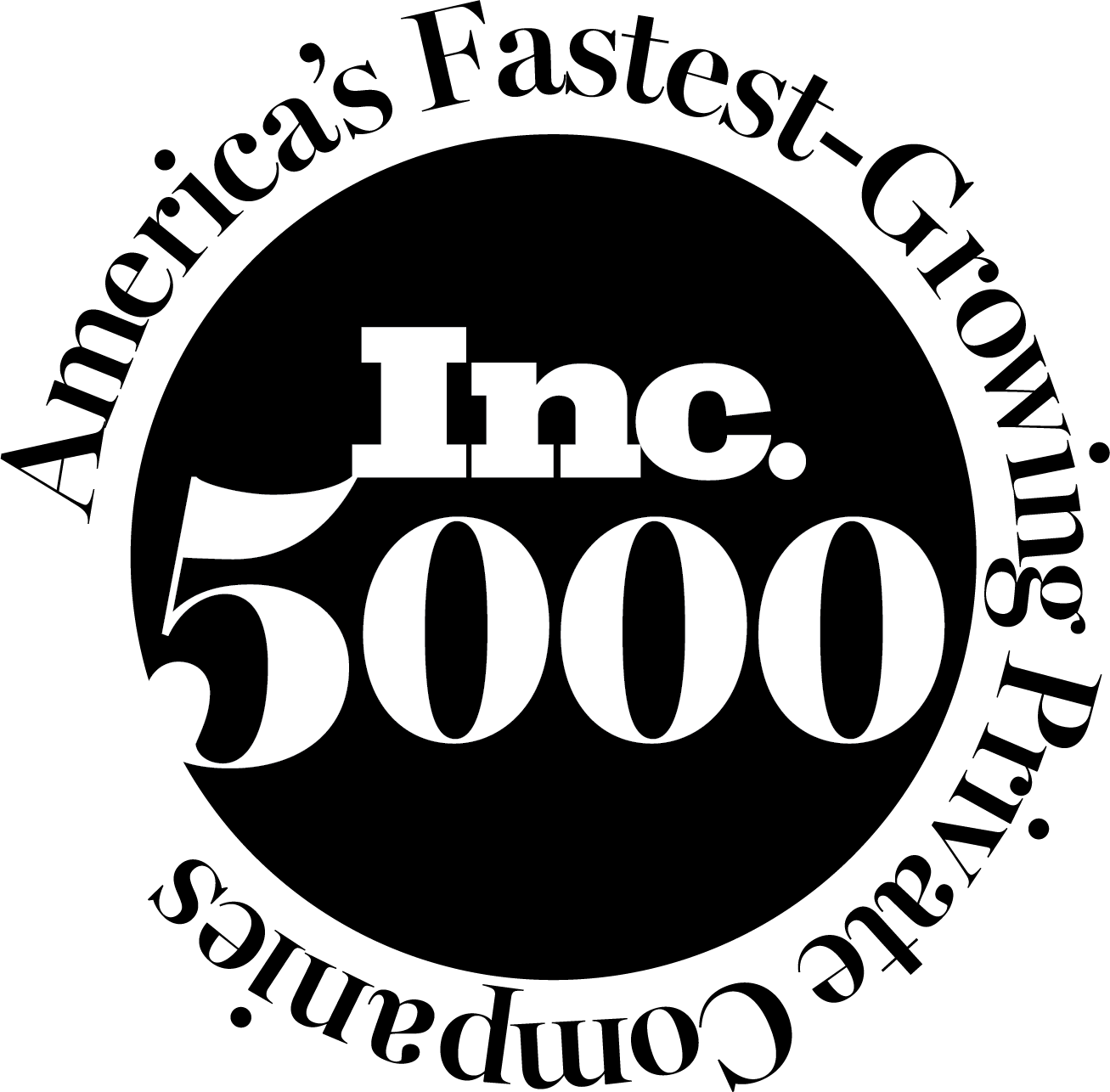 Inc.5000 Fastest-Growing private company